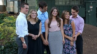 Bringing Up Bates - A Hot Bates Triple Date (First Look Scene)