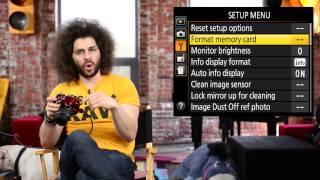 02. Nikon D3300 Users Guide