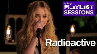 Sabrina Carpenter - Radioactive (Acoustic Cover)