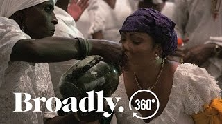 Enter the 360˚ World of Vodou Healing in Haiti