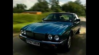 Jaguar XJR8 Test - Top Gear - BBC TV 1997