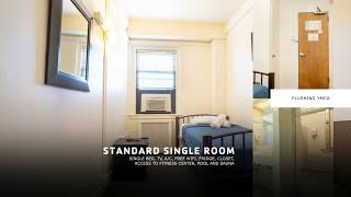 Flushing YMCA Guest Rooms Virtual Tour