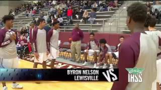 Week 2 - Boys Basketball - Byron Nelson Bobcats at Lewisville Fighting Farmers