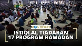 Pertimbangkan Imbauan Pemerintah, Pengelola Masjid Istiqlal Meniadakan 17 Program saat Ramadan