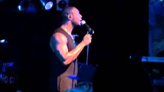 "Tank "" Heartbreaker "" Live BB Kings NYC"