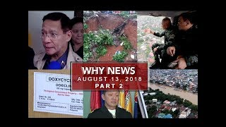 UNTV: Why News (August 13, 2018) PART 2