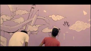 preview picture of video 'جرافيتي ارت في شركة زوم غرافيكس | graffiti art in zoom graphics'