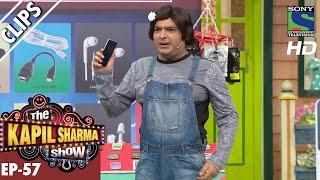 Chappus Idea Of Selling His Phones The Kapil Sharma Show–5th Nov 2016
