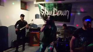 Video Stay Down (live) 22. 12. 2017