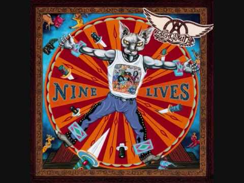 Nine Lives performed by Aerosmith