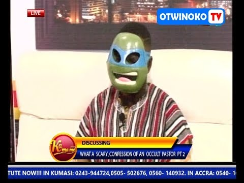 OTWINOKO TV : OCCULT GRAND MASTER GIVES UP download YouTube