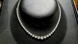 Part 3 Tanishq Diamond Necklace Collection/ Tanishq Diamond Necklace Designs