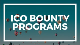 What the SEC Thinks of ICO Bounty Programs