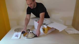 Kuhn Rikon Duromatic Inox - Unboxing - Olla express superrápida. Funcionamiento y características