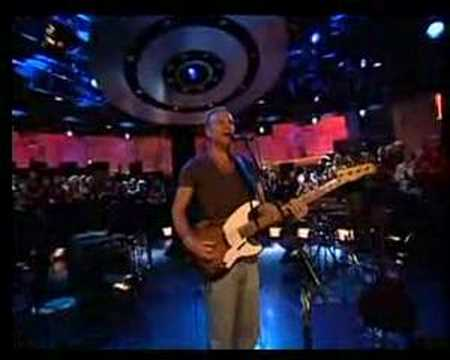 Walking on the Moon - Sting