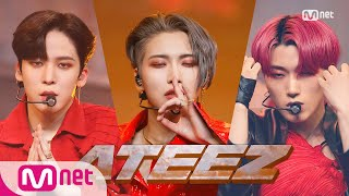 [ATEEZ - Fireworks(I'm The One)] Comeback Stage |#엠카운트다운 | M COUNTDOWN EP.700 | Mnet 210304 방송