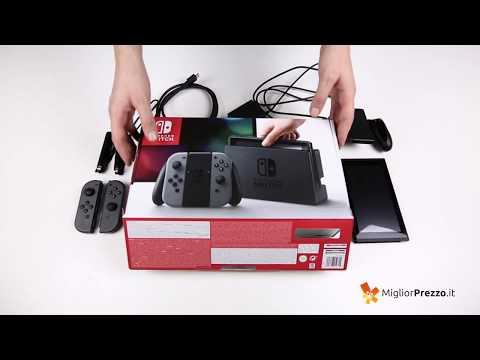 Console Nintendo Switch Video Recensione