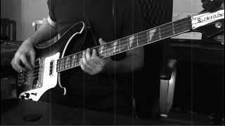 Bauhaus – The Passion of Lovers (Bass Cover)