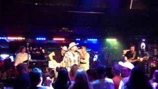 "Tate Stevens ""Holler If You're With Me"" in Knoxville, TN"