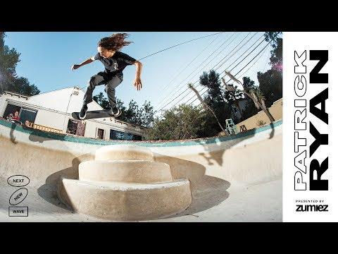 Patrick Ryan | Next New Wave