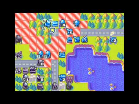 Advance Wars 2 Black Hole Rising Walkthrough - Advance Wars 2: War Room -  Pivot Isle by slimkirby Game Video Walkthroughs