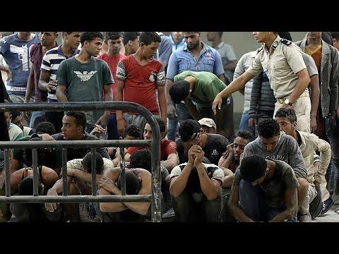 Αίγυπτος: Τραγικό ναυάγιο με 400 αγνοούμενους μετανάστες