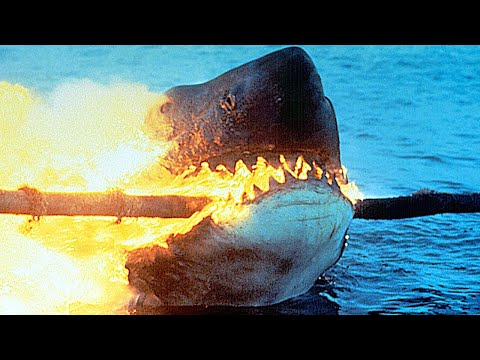 JAWS 2 Open Wide Clip + Trailer (1978) Retro Horror