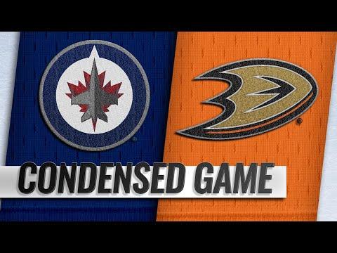 03/20/19 Condensed Game: Jets @ Ducks