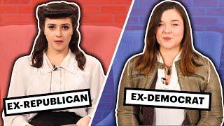 An Ex-Republican & An Ex-Democrat Answer 10 Questions