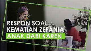 Pernah Berseteru dengan Karen, Ini Respon Marshanda soal Kematian Zefania, Anak dari Karen Porooe