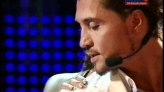Dima Bilan - Shape of my heart  - Новая волна 2011