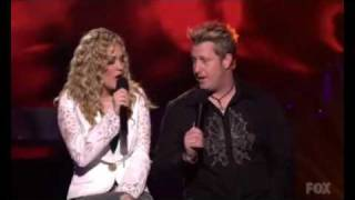 Carrie Underwood & Rascal Flatts - Bless The Broken Road