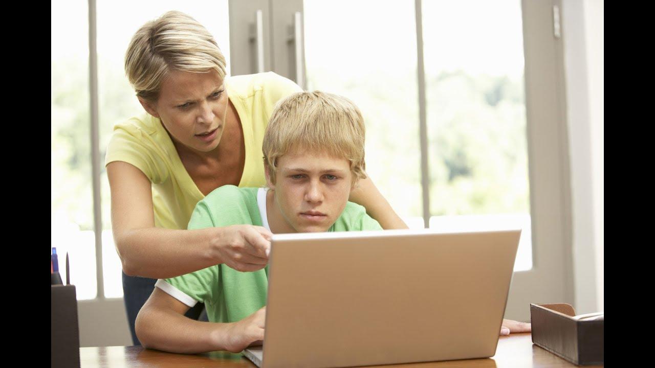 Qué son los filtros parentales. Seguridad en internet para niños.