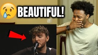 James Arthur   Empty Space (I CRIED) REACTION