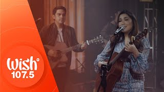 """Moira Dela Torre performs """"Tagpuan"""" LIVE on Wish 107.5"""