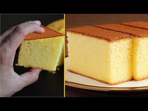 Video ★ Easy Sponge The Cake Recipe | Happy Birthday Cake | How Sponge Cake Recipe@ Guru's Cooking