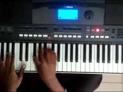 Piano lesson :Naija native praise pattern