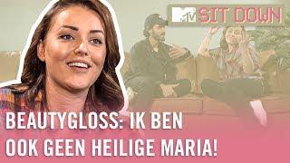"""MASCHA BEAUTYGLOSS """"Ik knip scènes uit mijn vlogs die gaan over…""""   MTV Sit Down"""