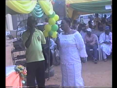OJODU AND KOSOFE LOCAL GOVERNMENT WELCOMES DEPUTY GOVERNOR FEMI PEDRO PART B