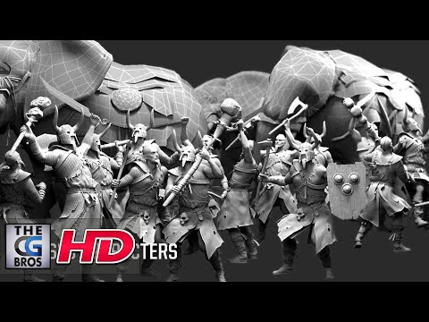 "CGI VFX Breakdowns : ""RYSE SON OF ROME Relief Transitions Making Of"" – by Platige Image"