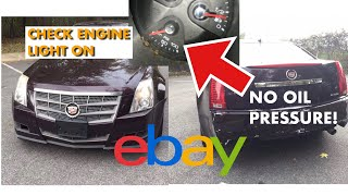 I Got SCAMMED Buying A Car On EBAY...