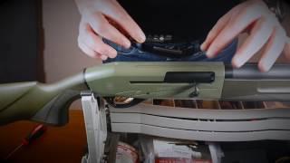 Кронштейн-переходник ЭТМИ-023 с планок 13+/-0,5 мм МР-155 и др. на вивер-пикатини от компании Охотнику и стрелку! - видео 1