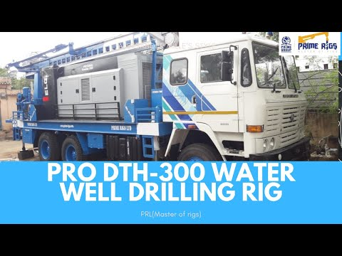 1000 Feet Hydraulic Water Well Drilling Rig For Sale