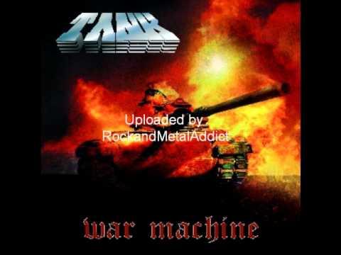 TANK - Judgement Day (War Machine) online metal music video by TANK