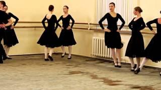 МГКИ. Гос. экзамен по народному танцу. 2015 год