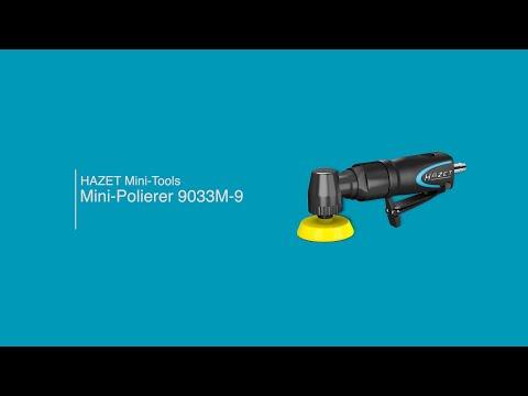 HAZET Mini Polierer 9033M-9