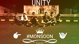 #Monsoon Movie Full Song Aaj Din Chadheya || Dance Choreography || UNITY OF COMMAND