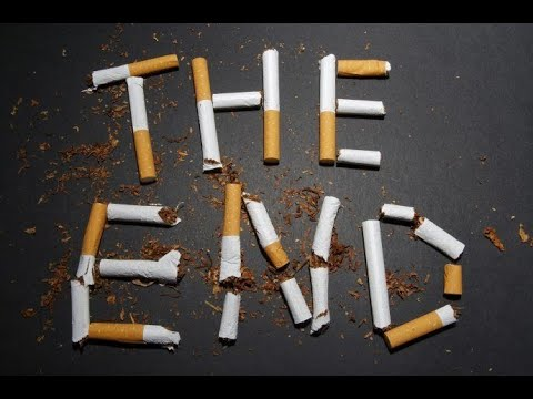 Nikotin-függőség leadása