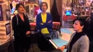 """Keti Gabisiani, Nato Bochorishvili & Megi Kakhniashvili - """"Живет моя отрада"""""""