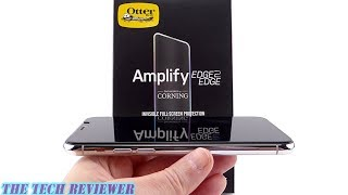 OtterBox Amplify Edge2Edge for iPhone 11 Pro: Foolproof Installer & 5x Greater Scratch Protection!